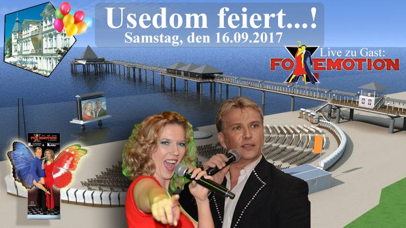FoXemotion in Usedom